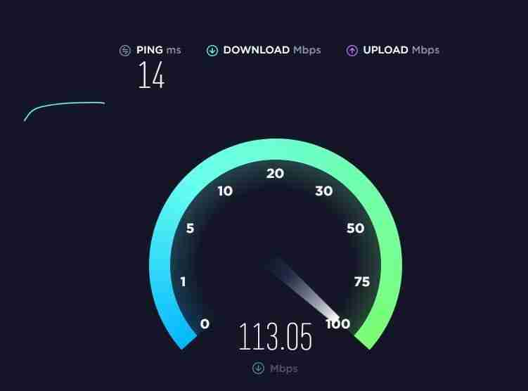 SpeedTest Ookla - test velocità internet