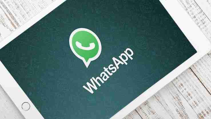 WhatsApp sul tuo iPad