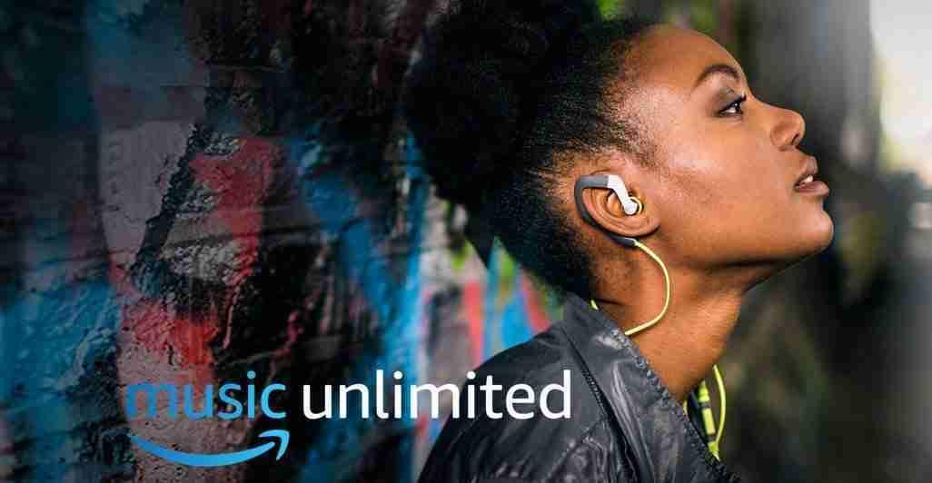 Amazon Music Unlimited a soli 0,99 € per 4 mesi