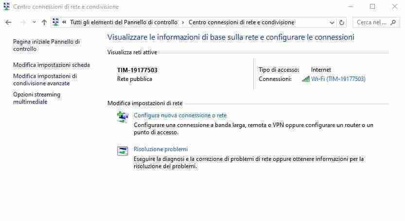 Come modificare le impostazioni DNS su Windows 10