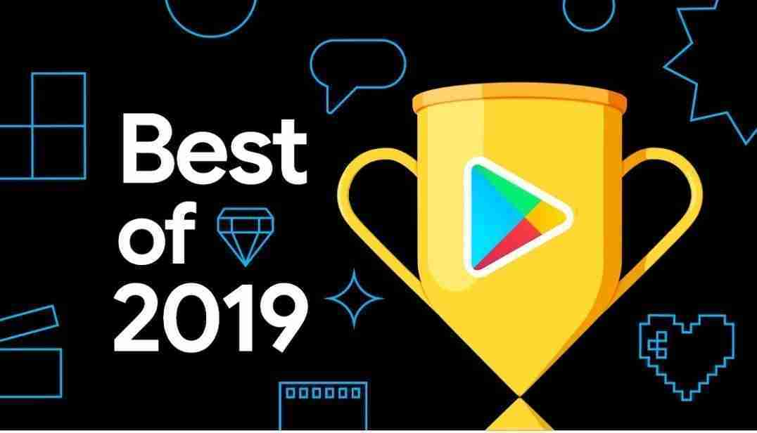 Google Play store - Best of 2019