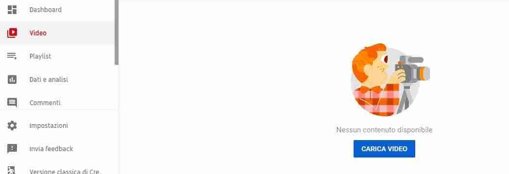 Come eliminare video da YouTube dal computer