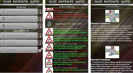 Quiz Patente 2020 gratis