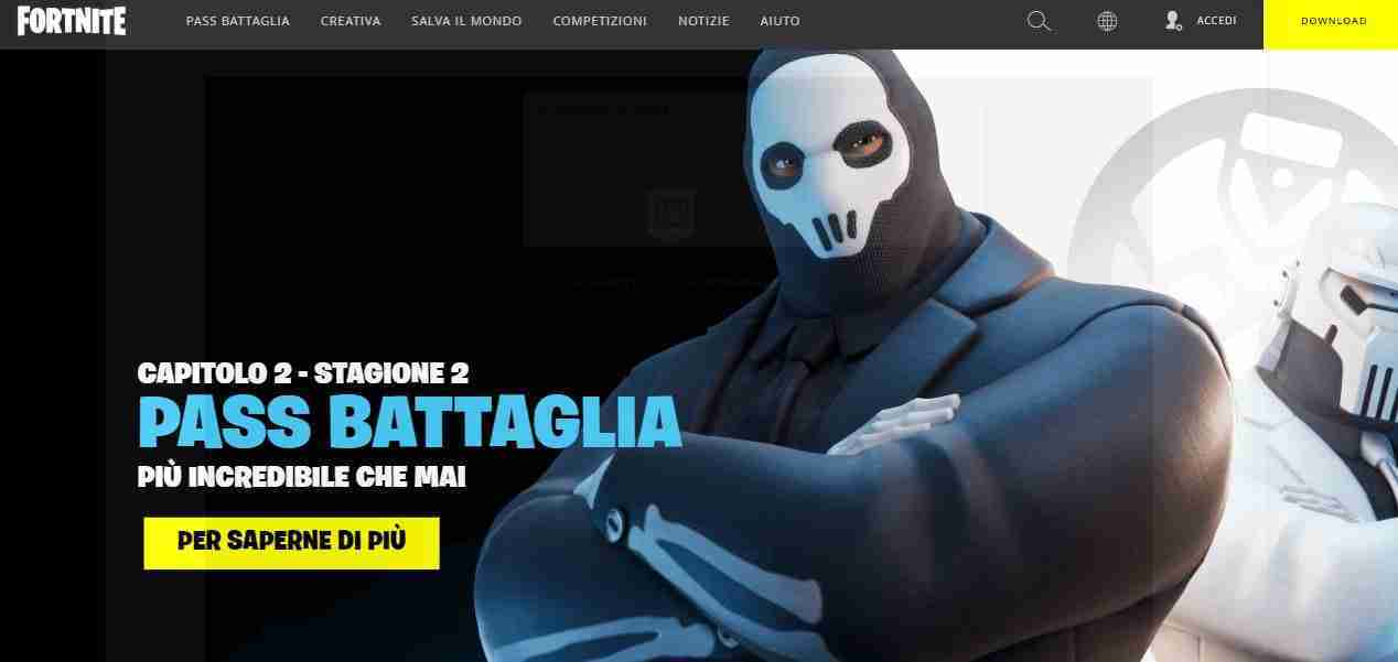 Come recuperare la password di Fortnite dimenticata
