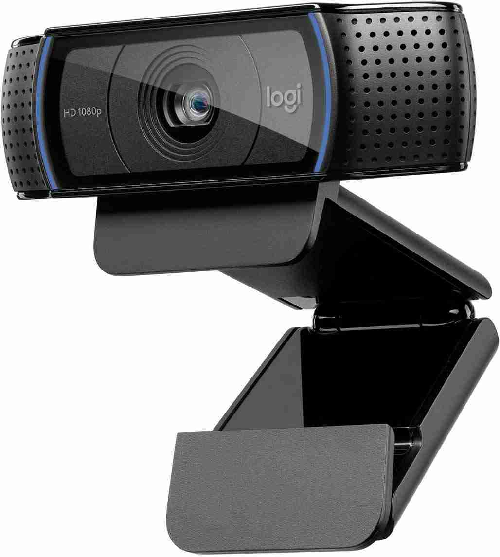 Migliori webcam Logitech C920 HD Pro Webcam