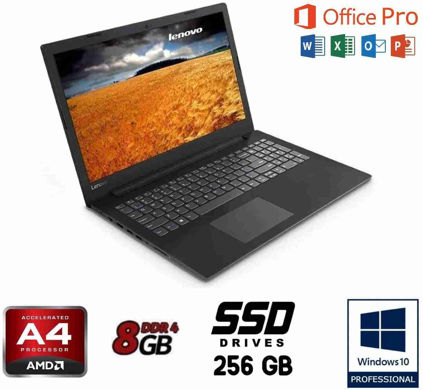 Notebook Lenovo cpu A4 9125