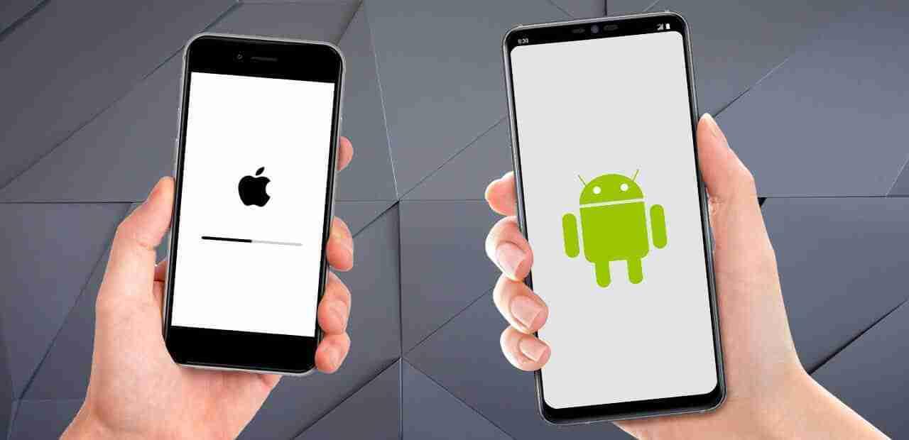 Trasferire dati da iPhone ad Android