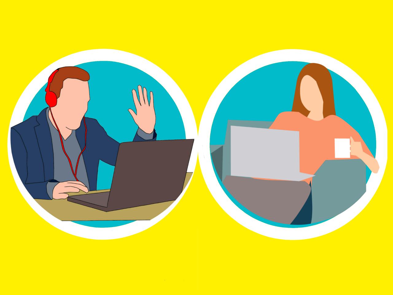Come comunicare facilmente tra professori e studenti con Zoom
