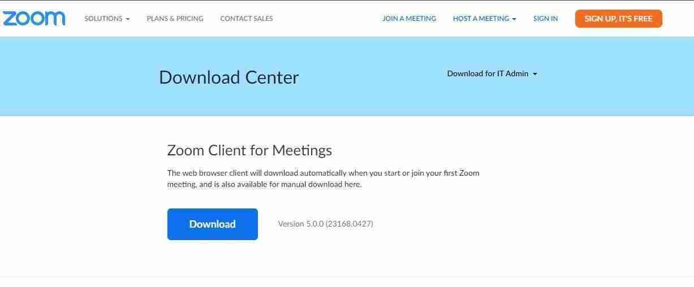 Come scaricare e installare Zoom su MAC