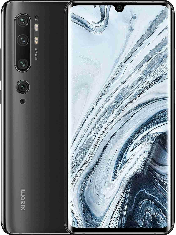 Xiaomi Mi Note 10 Migliori smartphone Xiaomi