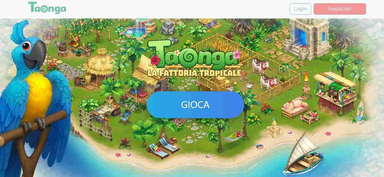 Come si gioca a Taonga La Fattoria Tropicale