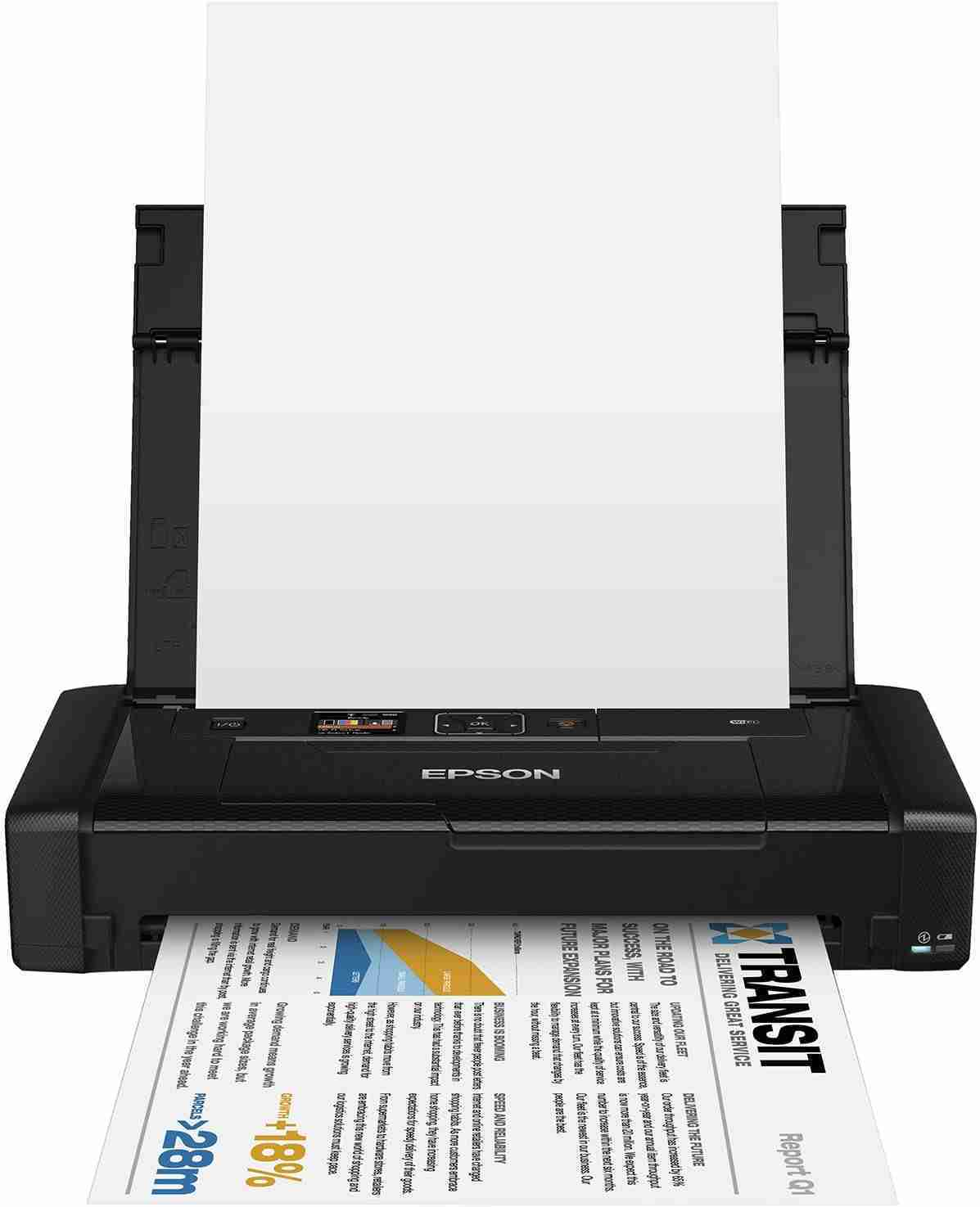 Epson Workforce Wf-100W stampante portatile