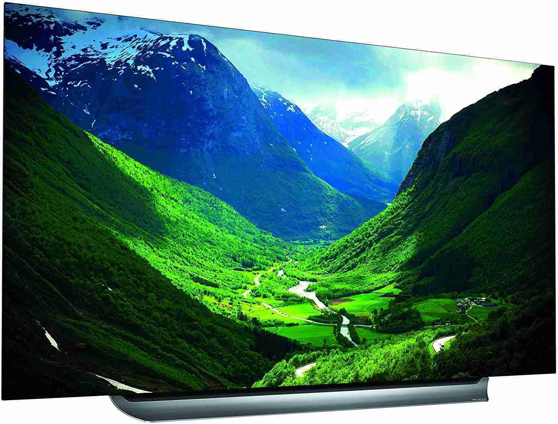 LG OLED AI ThinQ 55C8