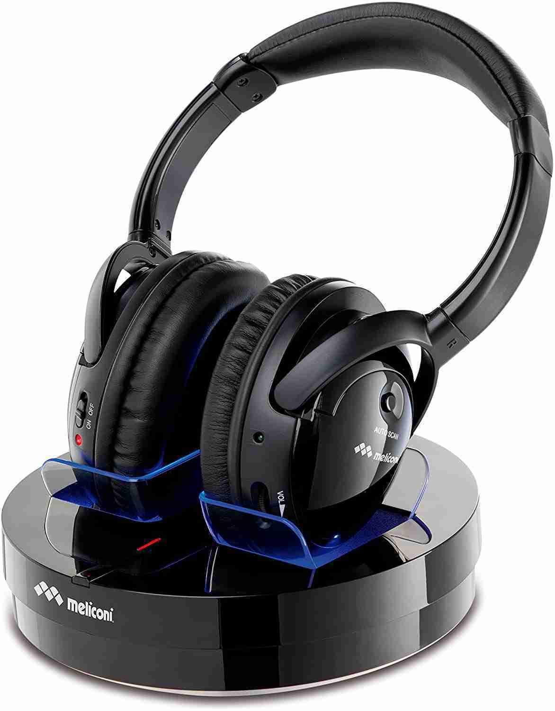 Migliori cuffie over ear Meliconi HP 300 Professional
