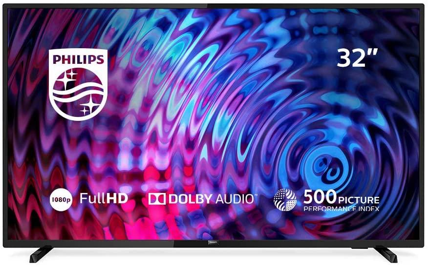 Philips Smart Tv Led Full Hd Ultra Sottile 32Pfs580312