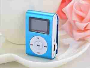 Murieo Mini Lettore MP3