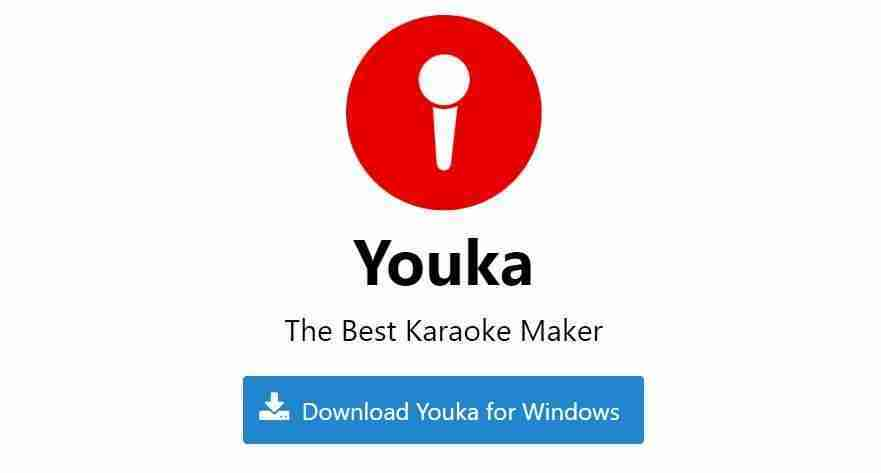 Youka Karaoke maker