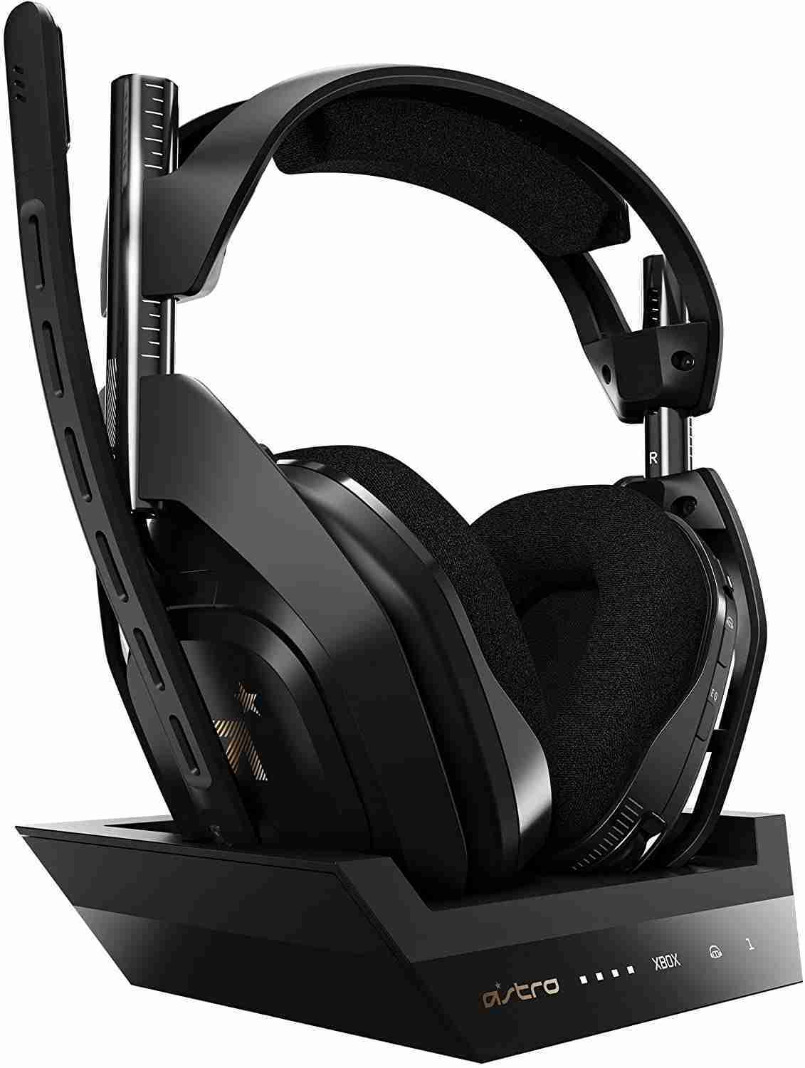 Astro Gaming Cuffia con Microfono Wireless A50