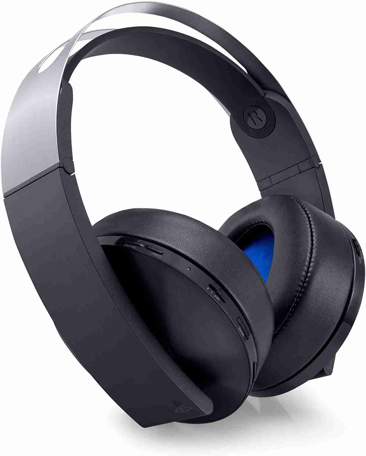 Cuffie PlayStation 4 Platinum Wireless