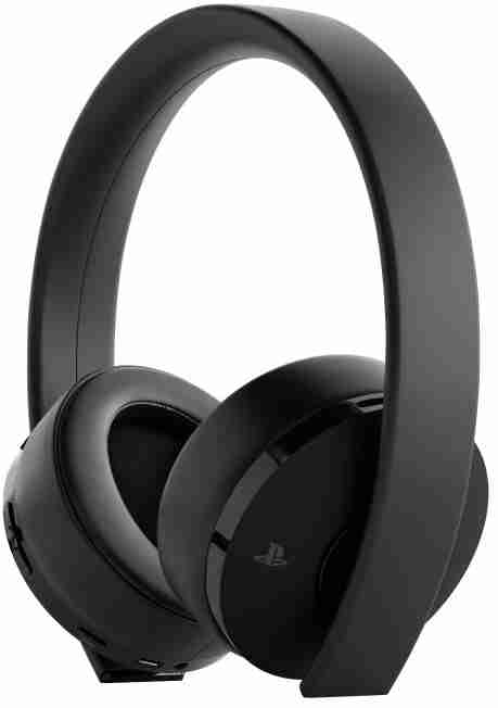 Sony PlayStation 4 Gold Cuffie Wireless