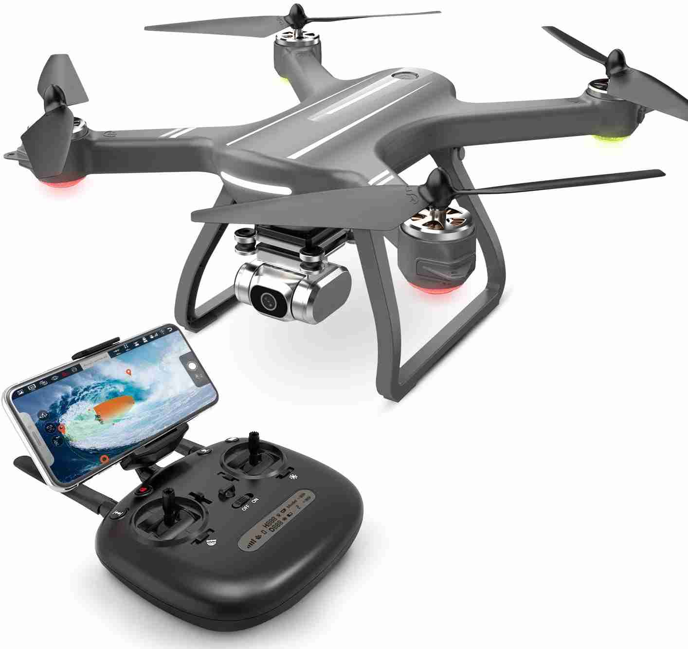 Eanling FPV Drone HS700D con videocamera