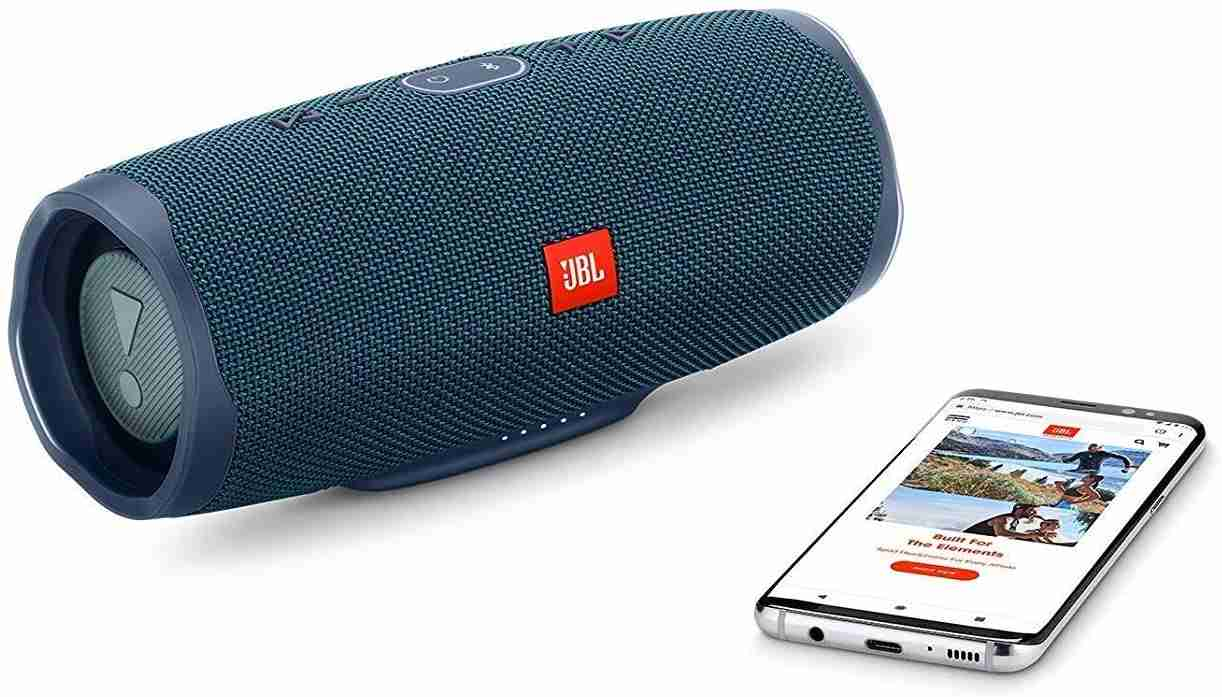 JBL Charge 4 Speaker Bluetooth Portatile