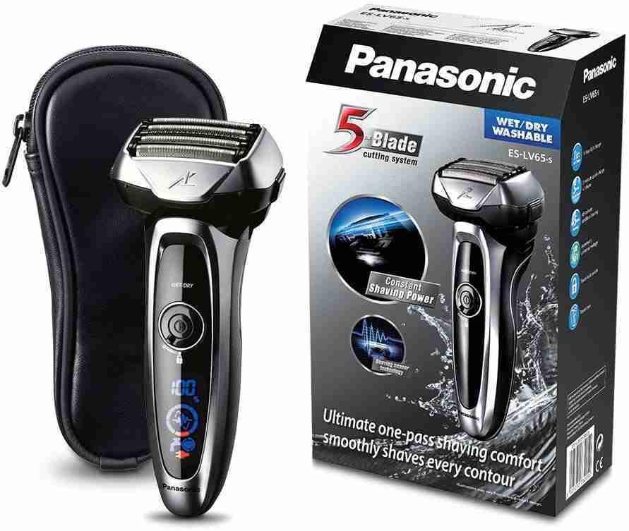 Panasonic ES-LV65-S803 Rasoio Elettrico da Barba