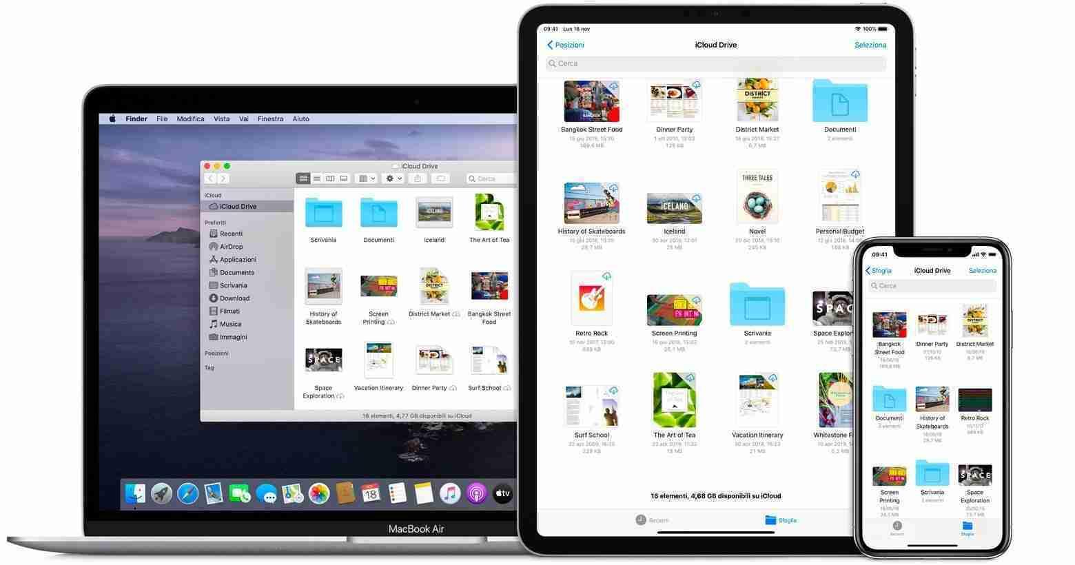 Come attivare iCloud Drive su iOS