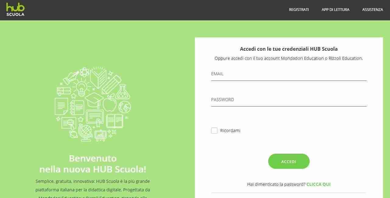 You are currently viewing HUB Scuola: cos'è e come funziona