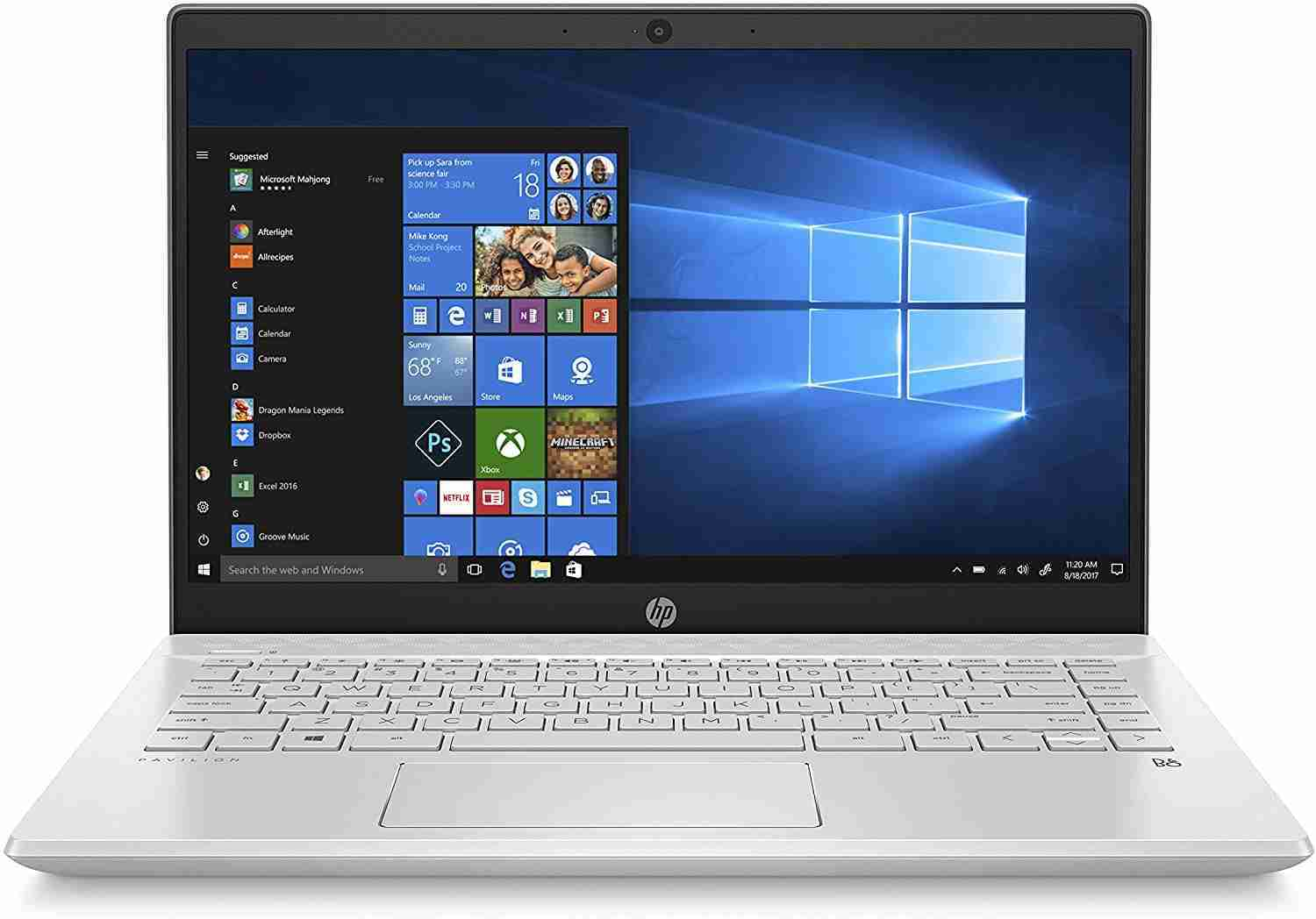 HP-PC Pavilion 14-ce3034nl Notebook