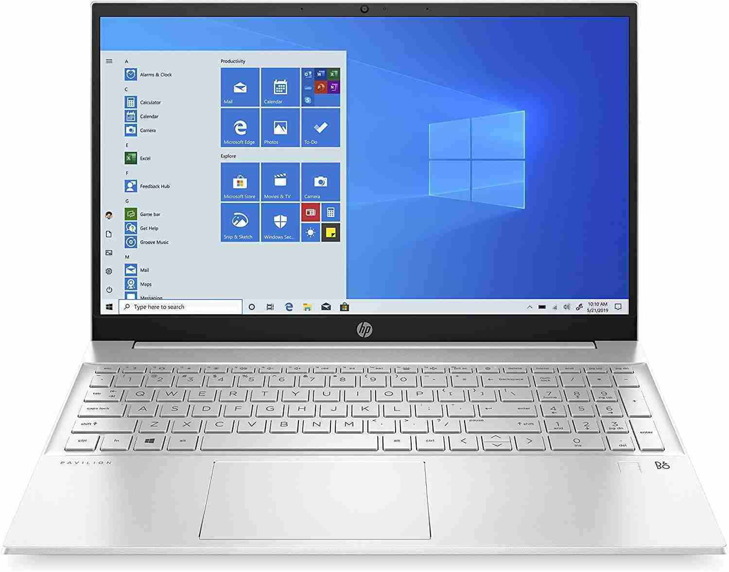 HP - PC Pavilion 15-eh0000sl Notebook