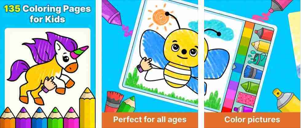 Baby coloring book for kids 2