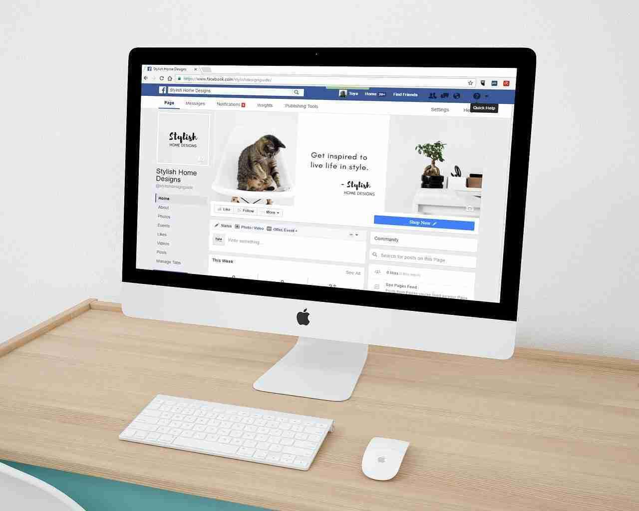 Come verificare la tua pagina di Facebook