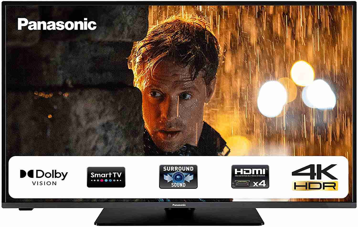 Panasonic 43HX580 Smart Tv 43 LED 4K Ultra HD