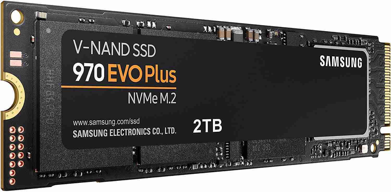 Samsung Memorie MZ-V7S2T0 970 EVO Plus