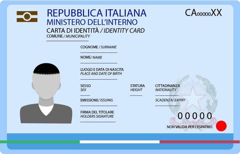 Come attivare e richiedere CIE: carta d'identità elettronica italiana