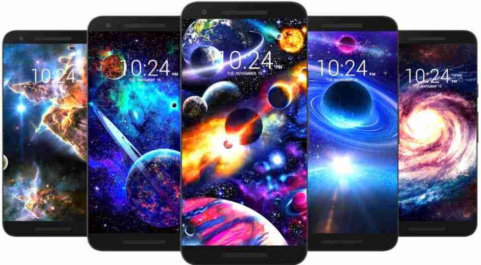 Migliori app per sfondi su Android