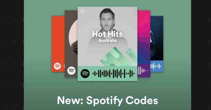 Come leggere codice Spotify e ascoltare la musica associata