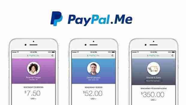 Che cos'è PayPal.Me e come funziona