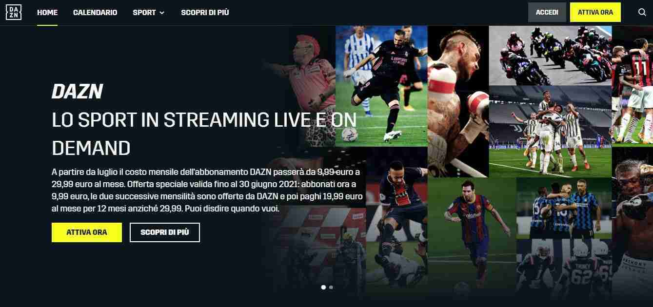 You are currently viewing Come disdire DAZN