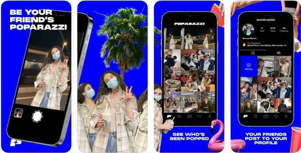 You are currently viewing Come funziona Poparazzi app