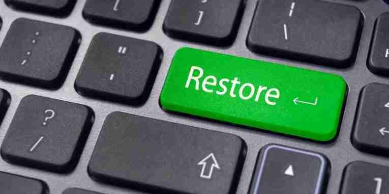 You are currently viewing Ripristino configurazione di sistema disabilitato: come risolvere