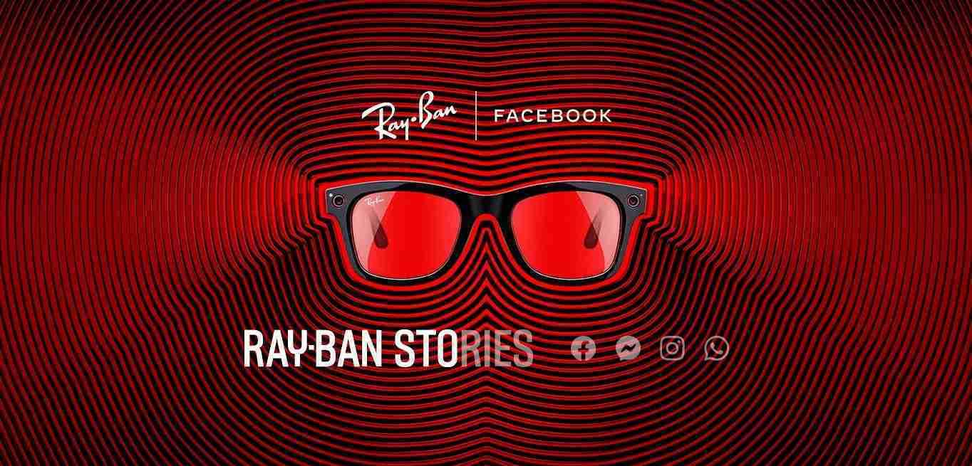 You are currently viewing Occhiali Facebook Ray-Ban Stories: cosa sono e come funzionano